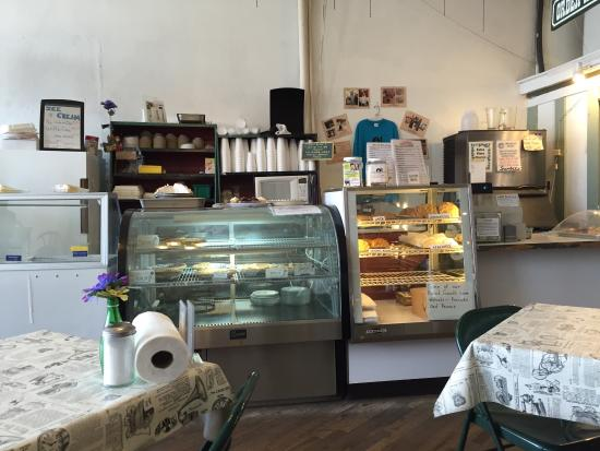 Nutshell Eatery and Bakery