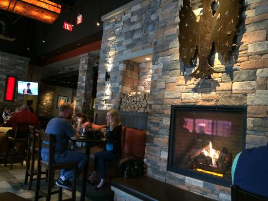 the bar features a gas fireplace and visually stunning liquor rh tripadvisor com