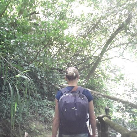Mt Isarog National Park: Beautiful walking