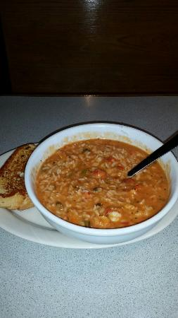Woodville, TX: Crawfish Etouffee