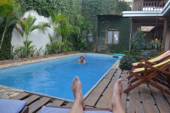 Hotel con Corazon Aufnahme