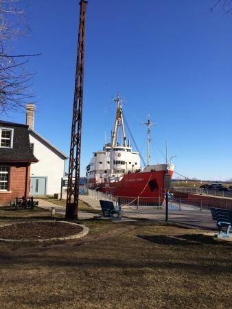 Marine Museum of the Great Lakes: photo1.jpg