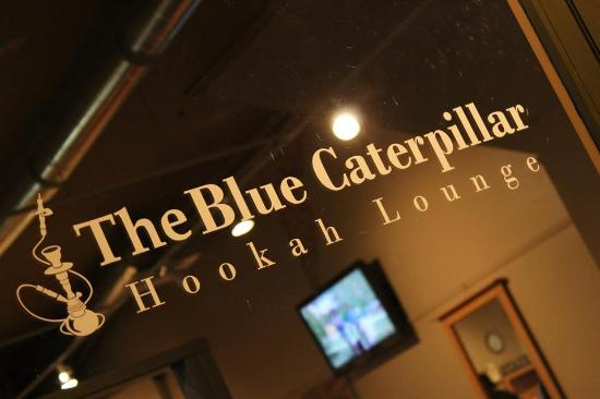 The Blue Caterpillar Hookah Lounge