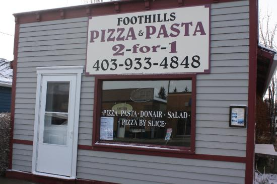 Foothills Pizza & Pasta