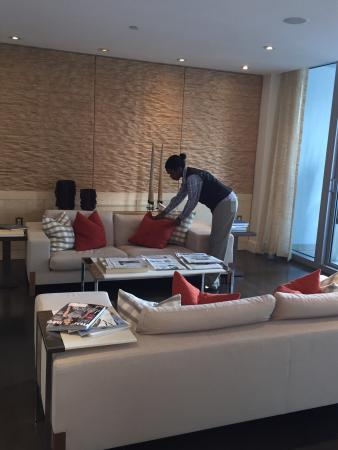Kimpton EPIC Hotel: A private, comfortable, and serene space for you to indulge 29 floors above beautiful downtown M