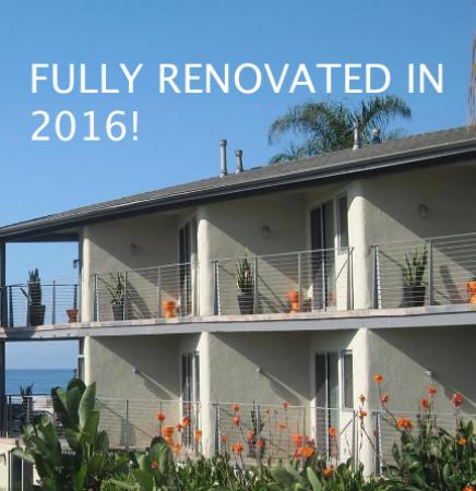 The M Malibu : Fully renovated March 2016!