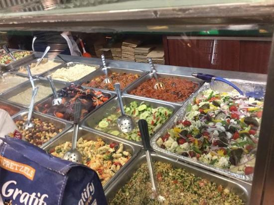 Livingston, Nueva Jersey: Salads