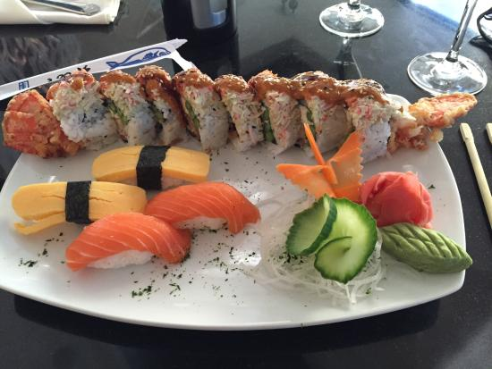 Sushi Appetizer At Pacific Rim Bistro - Εικόνα του Pacific ...