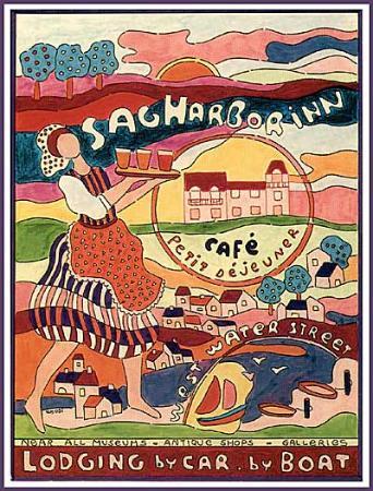 Sag Harbor Inn : Complimentary Continental Breakfast Included