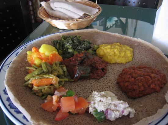 Ethiopian Restaurants In Vancouver