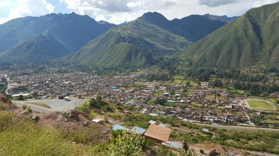 La Capilla Lodge: Urubamba view!