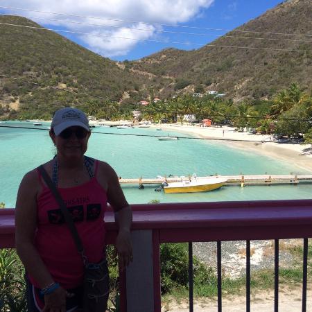 The Sea Crest Inn: deck view