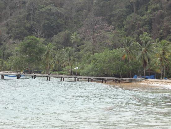 Muelle de Playa La Miel