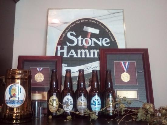 StoneHammer Brewing
