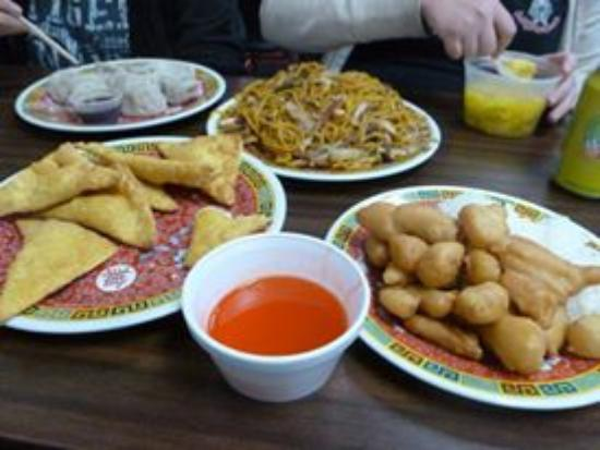 Jin Jin Chinese Restaurant Corinth Ms
