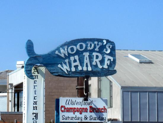 Woody S Wharf Balboa Peninsula Newport Beach