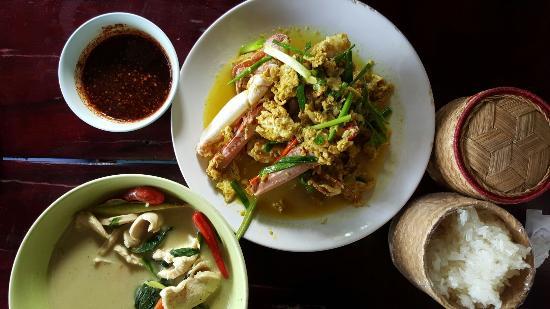 C E  Lab E-San Food - Picture of C E  Lab E-San Food, Krabi