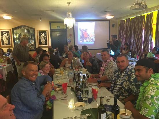 Gisborne, Nueva Zelanda: fundraiser event