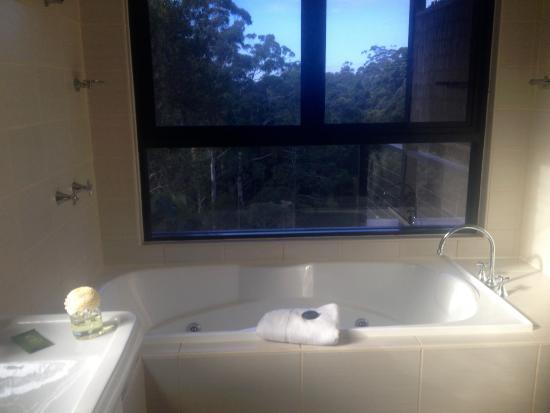 Wow !!! spa baths in both bathrooms