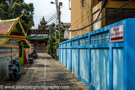 Che Chin Khor Temple and Pagoda