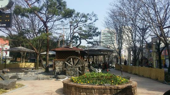 Yuseong Hot Springs Public Foot Bath