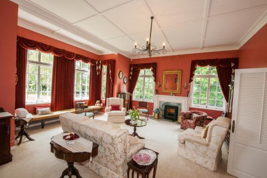 Blairgowrie House: Guest Lounge/dining room.