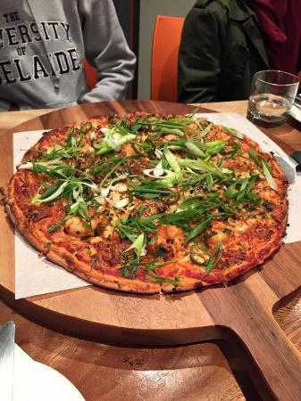 San Antonio's Pizzeia