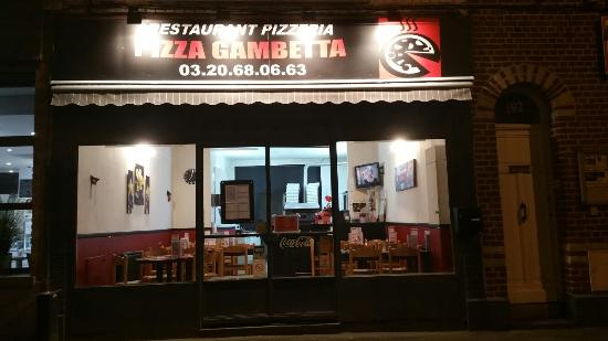 Pizza Gambetta