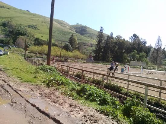 Chaparral Ranch : Lessons available