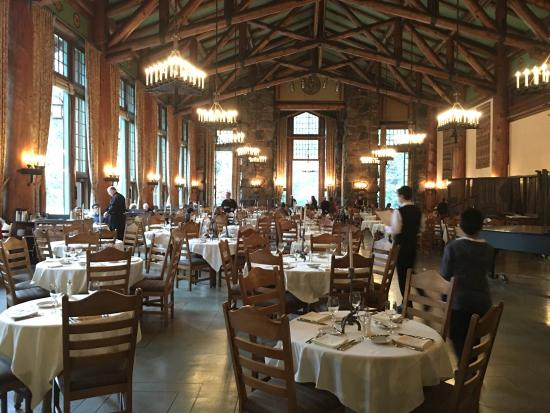 Genial The Majestic Yosemite Dining Room: The Ahwahnee Hotel Dining Room