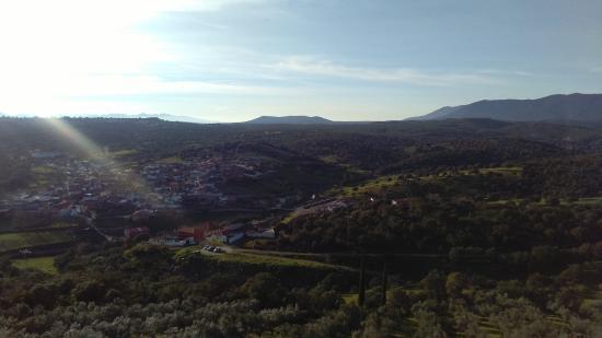 Anchuras, España: Entorno