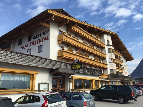 Strass im Zillertal, ออสเตรีย: Frontansicht