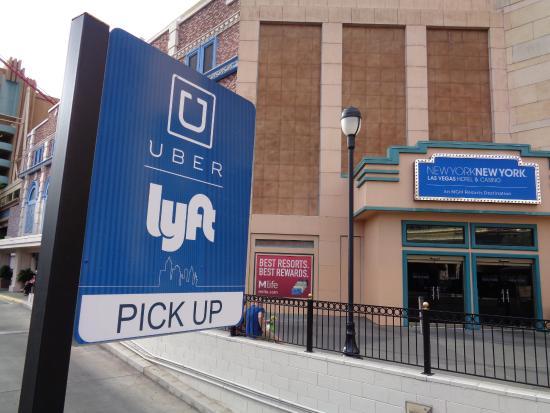 uber lyft pick up next to the valet picture of new york new rh tripadvisor ie