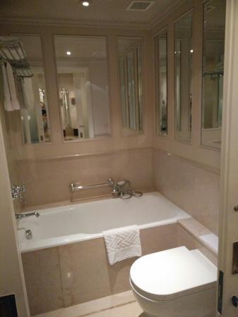 Hilton Mumbai International Airport  Room and washroom. Room and washroom   Picture of Hilton Mumbai International Airport