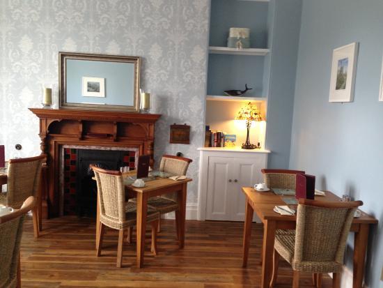 Treventon Guest House: Breakfast Room