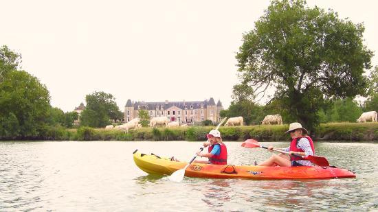 Plage de Port d'Envaux