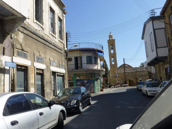 agios antonios church in old nicosia picture of church of st