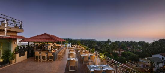 Izgara Goa Roof Top Bar & Grill