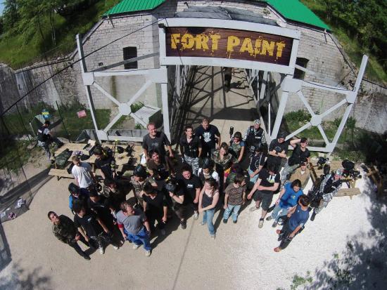 Fort Paint