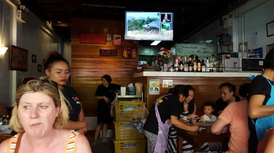 No6 Restaurant: 20160324_175448_large.jpg