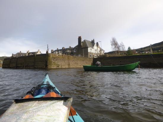 Blairgowrie, UK: Kayaking at River Tay - Perth to Newburgh