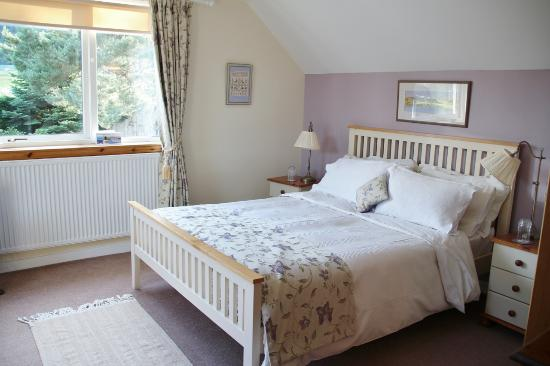 Netherfield Bed and Breakfast: Cairngorm room. King