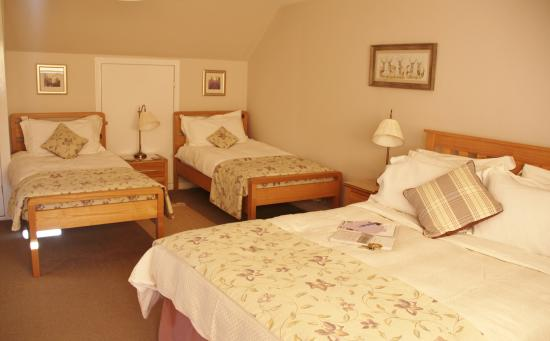 Netherfield Bed and Breakfast: Cromdale. family room
