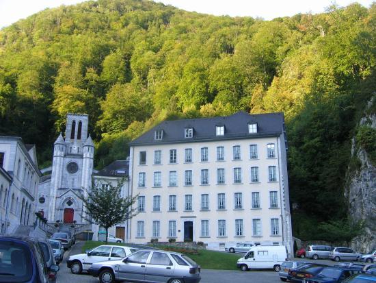 Eaux-Bonnes, Francia: Extérieur Résidence de la Paix aux Eaux Bonnes