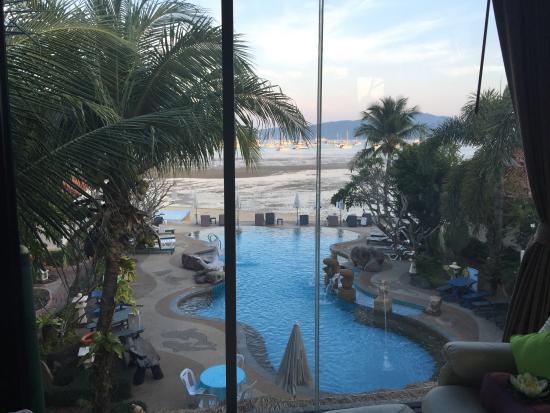 Ao Chalong Villa & Spa: Lækkert og stille sted