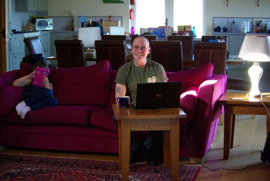 Walkington, UK: Inside the Cart House.