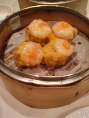 Tao Heung: ขนมจีบกุ้ง มีกุ๊งอยู่ข้างในขนมจีบชิ้นละอย่างน้อย 3 ตัว