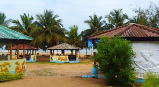 Alberta Palace Beach Resort Ghana