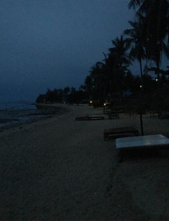 Beach village - fab!