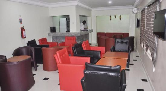 Entrance - Picture of The Randolph Hotel And Resort, Port Harcourt - Tripadvisor